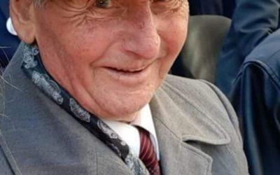 Domnul învăţător Mihail Antochi din Hudești a plecat la cele veşnice la vârsta de 90 de ani