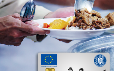 Tichetele pentru mese calde vor putea fi folosite şi pentru mâncarea comandată online