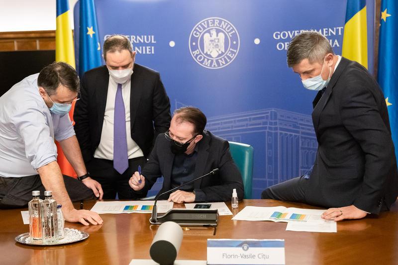 Lista integrală a angajamentelor asumate de Guvern la Bruxelles pentru PNRR